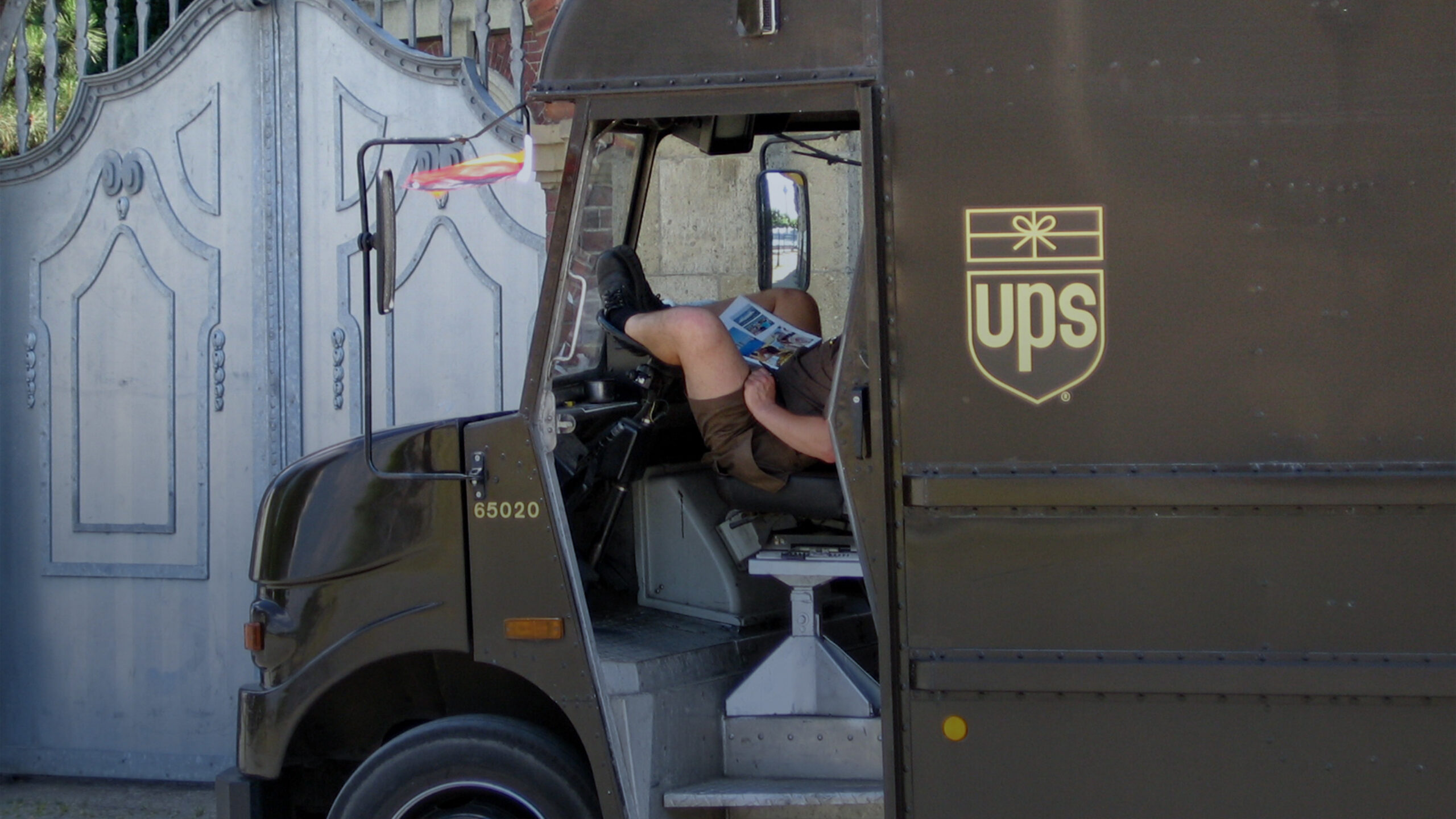 thumbnail for Despite the Holiday rush, UPS is refusing orders